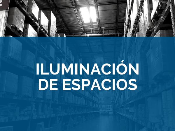 Iluminación industrial - TSS Group